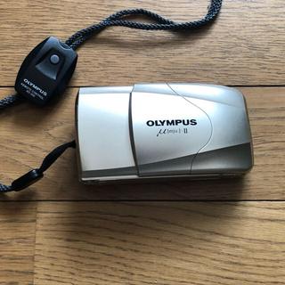 オリンパス(OLYMPUS)のオリンパス ミュー2(フィルムカメラ)