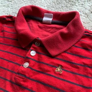 ベビーギャップ(babyGAP)のGAP ポロシャツ ボーダー 90(Tシャツ/カットソー)