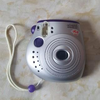 フジフイルム(富士フイルム)のチェキ instax mini 20(フィルムカメラ)