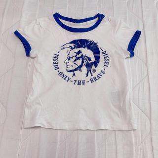 ディーゼル(DIESEL)のdiesel Tシャツ80 (Tシャツ)