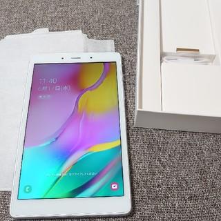SAMSUNG - Samsung ・Galaxy Tab A 8.0 2019 4G シルバー