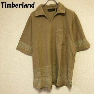 ティンバーランド(Timberland)の【人気】Timberland/ティンバーランド 半袖ポロシャツ カーキ系 S(ポロシャツ)