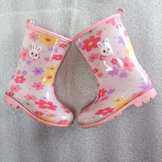 ミキハウス(mikihouse)のミキハウス♥長靴♥17cm(長靴/レインシューズ)