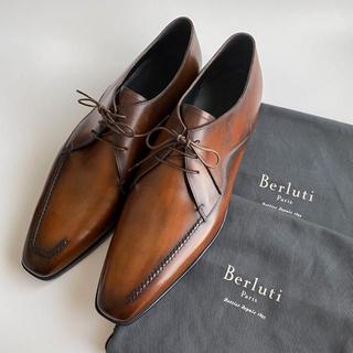 ベルルッティ(Berluti)のBerluti Asymetrique Demesure ダービーシューズ(ドレス/ビジネス)