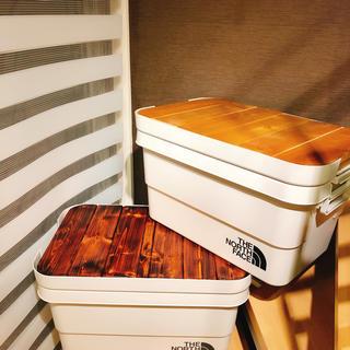 ムジルシリョウヒン(MUJI (無印良品))の無印良品 頑丈BOX 天板(テーブル/チェア)