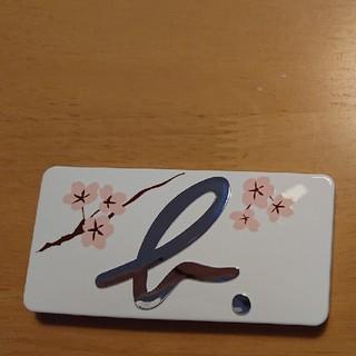 アニエスベー(agnes b.)のagnes b. ファンデーション コンパクト 桜(ファンデーション)