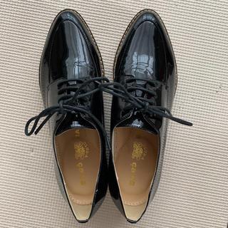 サヴァサヴァ(cavacava)のcavacava サヴァサヴァ レースアップシューズ おじ靴(ローファー/革靴)