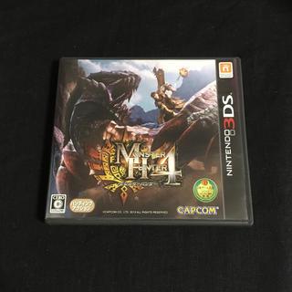 ニンテンドー3DS(ニンテンドー3DS)のモンスターハンター4 3DS(その他)