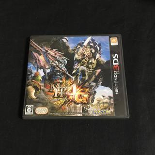 ニンテンドー3DS(ニンテンドー3DS)のモンスターハンター4G 3DS(携帯用ゲームソフト)