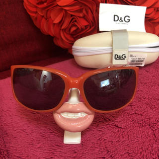 ドルチェアンドガッバーナ(DOLCE&GABBANA)のドルガバサングラス 正規品(サングラス/メガネ)