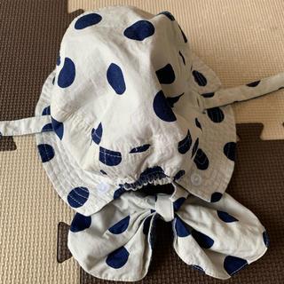 エニィファム(anyFAM)のベビー帽子 48センチ エニィファム(帽子)