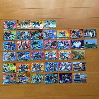 タカラトミーアーツ(T-ARTS)のシンカリオン カード 36枚セット(カード)