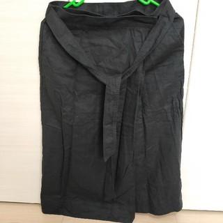ギャップ(GAP)の未使用に近い ギャップ GAP スカート リネン(ロングスカート)
