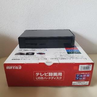 バッファロー(Buffalo)のテレビ録画用 USB ハードディスク(テレビ)