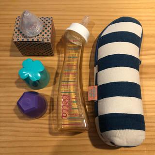 ベッタ(VETTA)のベッタ 哺乳瓶240 ケース 乳首セット(哺乳ビン)