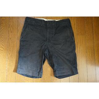 ムジルシリョウヒン(MUJI (無印良品))のh10 無印良品 サイズM 紺(ショートパンツ)