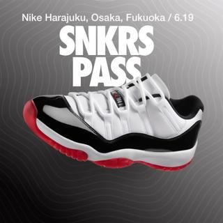 ナイキ(NIKE)の28.0 NIKE AIR JORDAN11 LOW GYM RED(スニーカー)