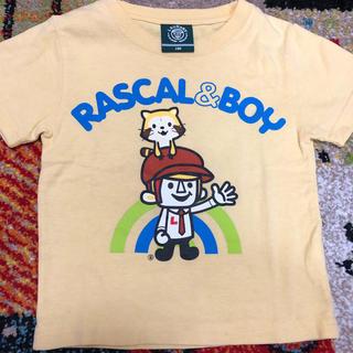 LAUNDRY - Laundryランドリー★ラスカルコラボTシャツ 100サイズ