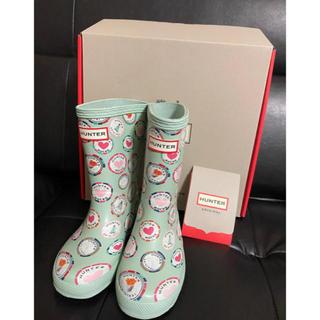 ハンター(HUNTER)の新品★ハンター キッズ 長靴 14★(長靴/レインシューズ)
