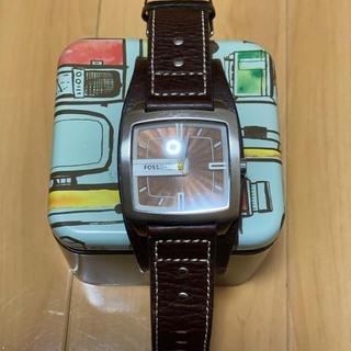 フォッシル(FOSSIL)のfossil 腕時計 メンズ(腕時計(アナログ))