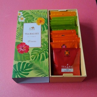 ルピシア(LUPICIA)のルピシア ティーバッグ15種(茶)