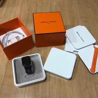 エルメス(Hermes)の値下げ❗️HERMES Apple Watchシリーズ3(腕時計(デジタル))