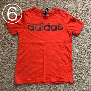 アディダス(adidas)のtoranbi様  ⑥⑦⑧3枚 adidas キッズTシャツ 130サイズ(Tシャツ/カットソー)