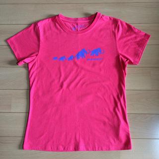 マムート(Mammut)のららぱ様専用ですMAMMUT マムート  ウィメンズL(Tシャツ(半袖/袖なし))
