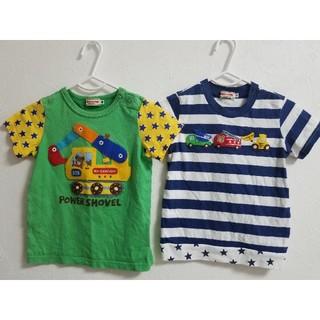 ミキハウス(mikihouse)のミキハウス Tシャツセット 90(Tシャツ/カットソー)
