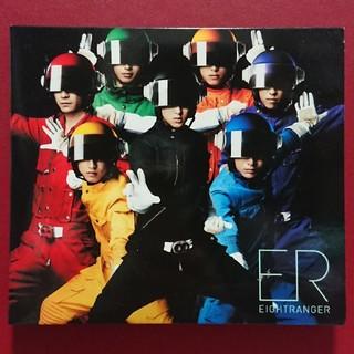 カンジャニエイト(関ジャニ∞)の関ジャニ∞ エイトレンジャー「ER」初回限定盤A(CD+DVD)(ポップス/ロック(邦楽))
