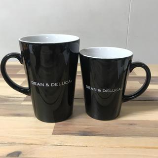 ディーンアンドデルーカ(DEAN & DELUCA)のDEAN&DELUCAペアカップ(グラス/カップ)