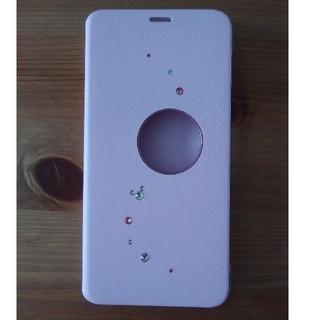 エヌティティドコモ(NTTdocomo)のDisney Mobile on docomo DM-01K オリジナルカバ(モバイルケース/カバー)