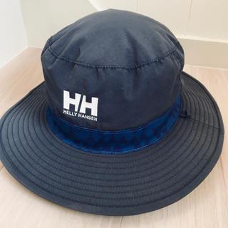 ヘリーハンセン(HELLY HANSEN)のヘリーハンセン リバーシブルハット 帽子 ウォータープルーフ(ハット)