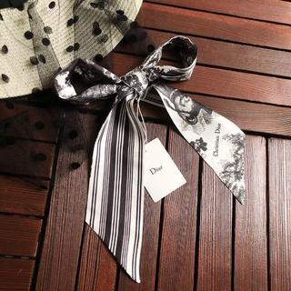 ディオール(Dior)のDior シルクツイル TOILE DE JOUY ミッツァ(バンダナ/スカーフ)