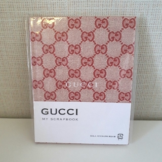 グッチ(Gucci)の◆新品◆GUCCI マイスクラップブック*(ノート/メモ帳/ふせん)