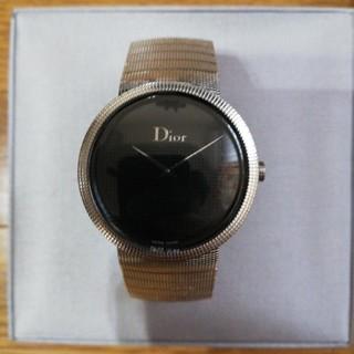 クリスチャンディオール(Christian Dior)のChristian Dior 腕時計 La D de Dior メンズ(腕時計(アナログ))