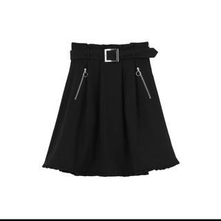 EATME - サイドベルトスカート