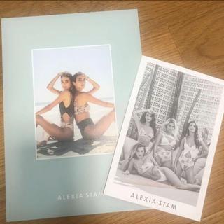 アリシアスタン(ALEXIA STAM)のALEXIA STAM ブック&カード(ファッション)