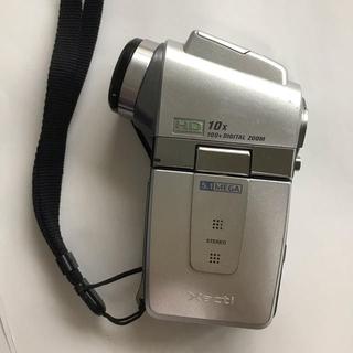 サンヨー(SANYO)のXacti DMX-HD1A デジタルムービーカメラ SANYO サンヨー(ビデオカメラ)