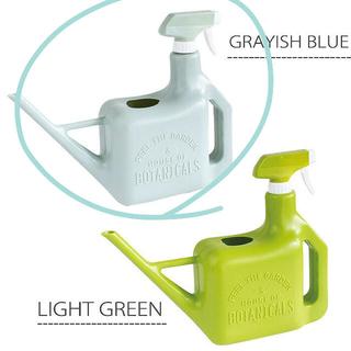 イデー(IDEE)の新品・未使用 2wayオシャレじょうろ🌷 GRAYISH BLUE(その他)