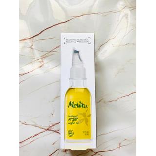 メルヴィータ(Melvita)のメルヴィータ ビオオイル アルガンオイル Melvita(ブースター/導入液)