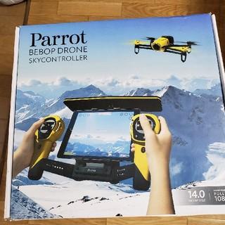 ドローン parrot BEBOP DRONE SKYCONTROLLER(トイラジコン)