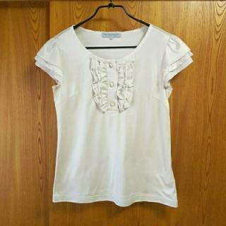 エムプルミエ(M-premier)のM-PREMIER M-プルミエ M-PREMIER COUTURE カットソー(Tシャツ(半袖/袖なし))