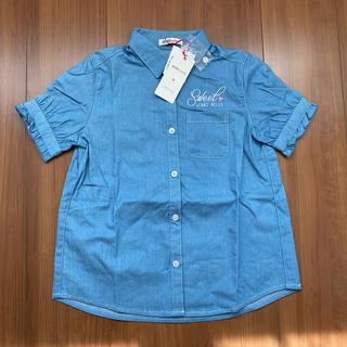 ジェニィ(JENNI)のJENNI belle 半袖シャツ 130(ブラウス)