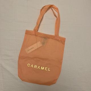 キャラメルベビー&チャイルド(Caramel baby&child )のCARAMEL 限定トートバッグ 新品(トートバッグ)
