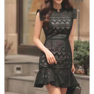 韓国 ドレス キャバクラ ラウンジ(ミニドレス)