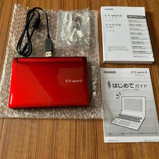 カシオ(CASIO)のCASIO 電子辞書 XD-D6500(その他)