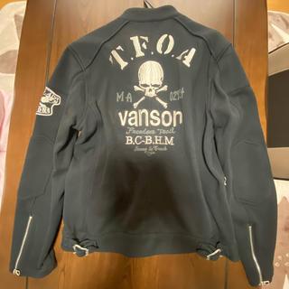 バンソン(VANSON)のVANSON 武装戦線ライダースジャケット(ライダースジャケット)