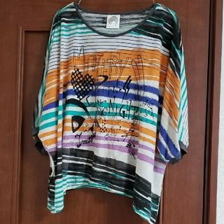 スカラー(ScoLar)のSCOLAR  Tシャツ カットソー (Tシャツ(長袖/七分))