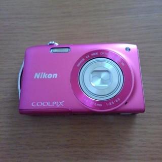 ニコン(Nikon)のNikon デジカメ(コンパクトデジタルカメラ)